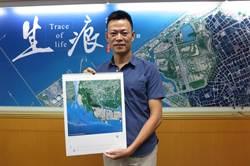 中央大學出衛星照片月曆 紀錄台灣生物痕跡