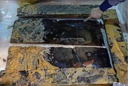 西漢海昏侯墓出土文物 或有最早「孔子像」