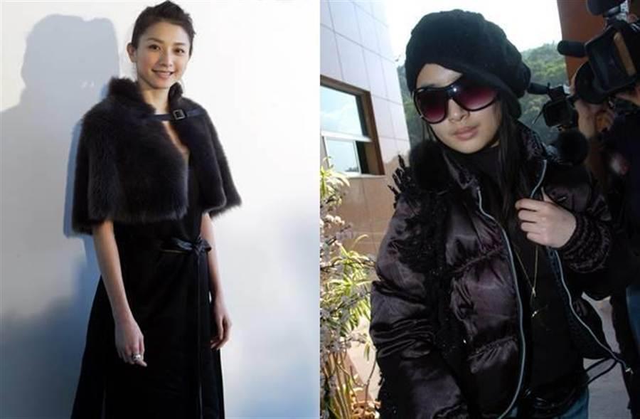 許瑋倫昨37歲冥誕,當年她離世時,好友林依晨難過不已。(圖/本報系資料照片)