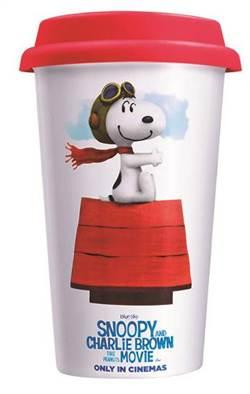 史努比陶瓷手拿杯 麥當勞明起限量加價購