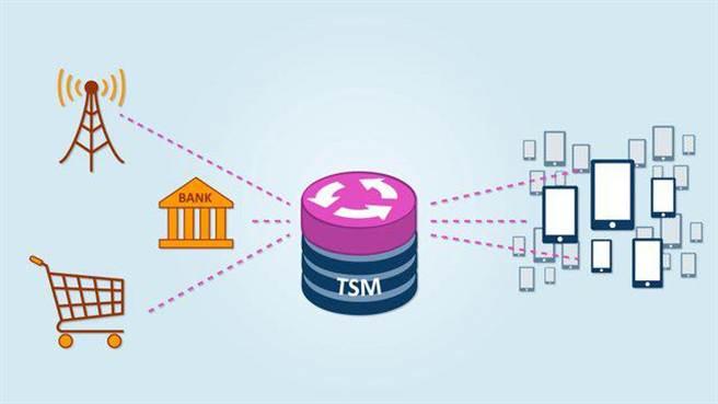 TSM以及MTPS的存在,讓使用者使用行動支付的過程更具保障。(取自image.frompo.com)