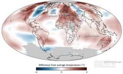 NOAA:10月為史上最熱