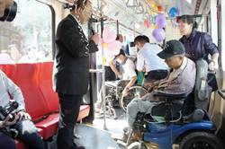 虎尾高鐵站將啟用 接駁電動公車開跑