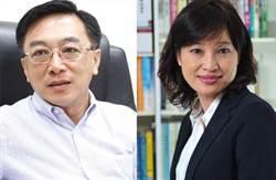 柯志恩、陳宜民 國民黨不分區新亮點