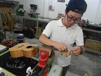 家具工廠小開 轉戰樂器製造業