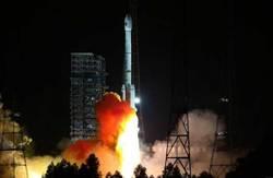 大陸今成功將「老撾一號」衛星送進軌道