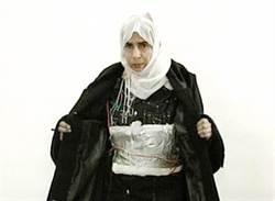 圖輯:女性自殺炸彈客