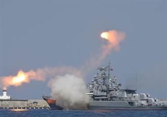 俄18巡弋飛彈 襲敘境IS目標