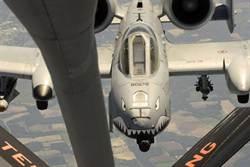 延續飛虎情 國軍造訪美穆迪空軍基地