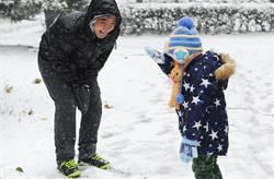 大陸華北暴雪預警 最低溫恐零下24度