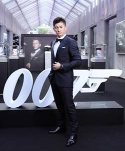 華版龐德 吳奇隆戴Omega錶 欣羨007人生