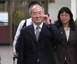 非法監聽 前檢察總長黃世銘判賠林秀濤30萬