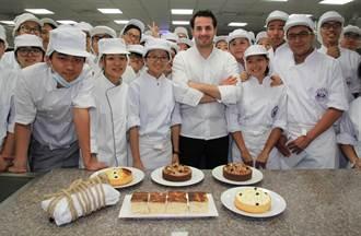 義烘焙大師 帶7年老麵糰遊走15國