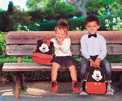 立體萌書包 背上迪士尼上學更有趣