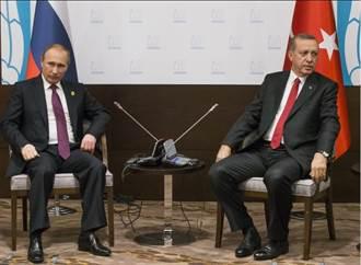 土:已與俄使館討論