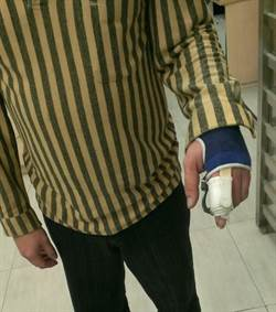 通緝犯改槍誤擊左手指 怕被抓不敢就醫