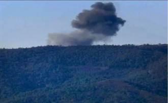俄:已夷平戰機墜落區反抗軍