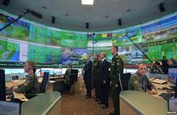 揭祕 俄總統普丁作戰室