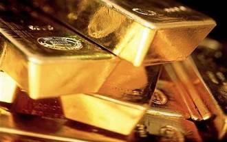 國際金價跌到5年新低