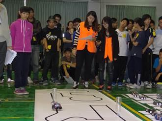 亞洲運動機器人大賽 正修科大登場