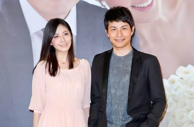 韓瑜與孫協志恩愛畫面已不復在。(圖/本報系資料照片)