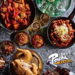 韓國美食+天團韓星 清潭洞韓式燒烤登台引爆火熱韓流