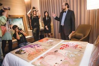 高雄藝術博覽會 南台灣蒐藏家實力驚人