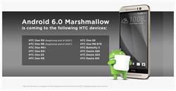 HTC M8升級安卓6.0 兩週內可望實現