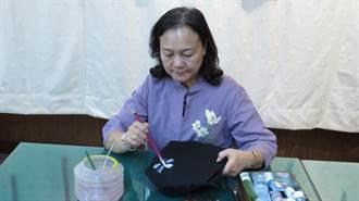 宮廟文創彩繪「袋」著走 護身符變保庇包