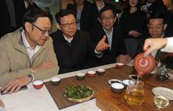 陸海協會長陳德銘 今參訪坪林茶葉博物館