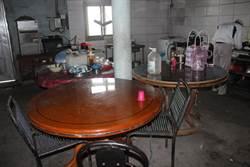 檜木四腳桌遭調包為合成木圓桌 失竊屋主傻眼