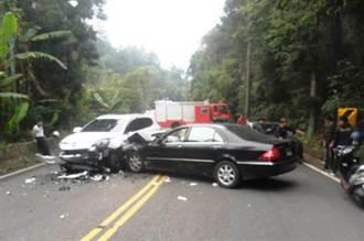 男子酒駕撞爛對向車 4人輕重傷送醫