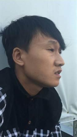 逃逸外勞有林俊傑明星臉 在台中七期被逮