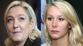 法國地方選舉 極右翼女將告捷