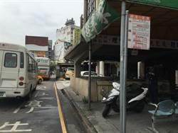 安全又美化!中市填封雙十路一段廢棄地下道