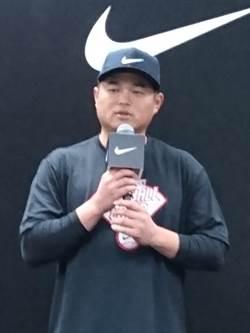 中職球員工會理事長胡金龍赴澳洲職棒開球