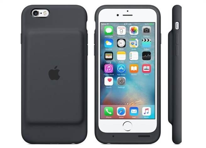 蘋果悄悄推出iPhone 6s專屬電池背蓋,或許會讓不少果粉大吃一驚。(圖/翻攝蘋果官網)