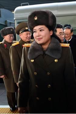 金正恩女友玄松月大校抵北京