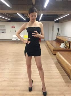 模特兒級美腿訓練班開課,聶詩芸的3招美腿魔法運動!