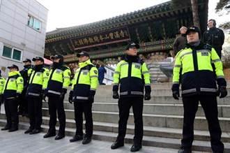 南韓最大工會領袖遭圍捕  與警對峙