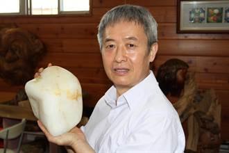 醫師韓建國愛石成癡 珍藏千顆和闐玉