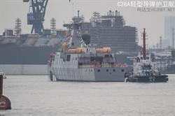 大陸出口超級軍艦給孟加拉 海陸空全範圍打擊