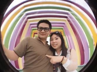 臺灣蜜月愛之旅太精采 上海新人嘆時間短