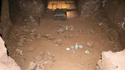 首次發現吐谷渾公主合葬墓 160件文物出土
