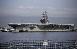 日本海相遇 中國核潛艇模擬導彈攻擊美航母