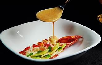 鄉村菜「型」嗎?法國一星名廚台北慕軒炫技
