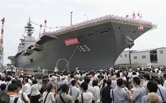 日本2016年度預算大躍進 防衛經費增幅20%