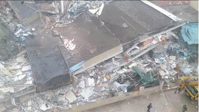廣東省深圳市光明新區一工業區今發生山崩,至少7人獲救,增至27人失聯。(新華社)