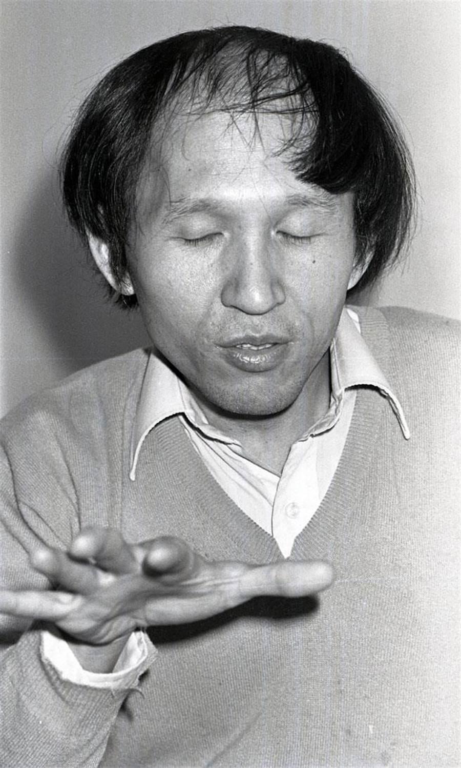 圖為「科學月刊」創辦人林孝信。(資料照片 黃子明攝)