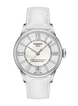 幸福聖誕  閃耀輕奢華 MIDO BELLUNA II雋永腕錶